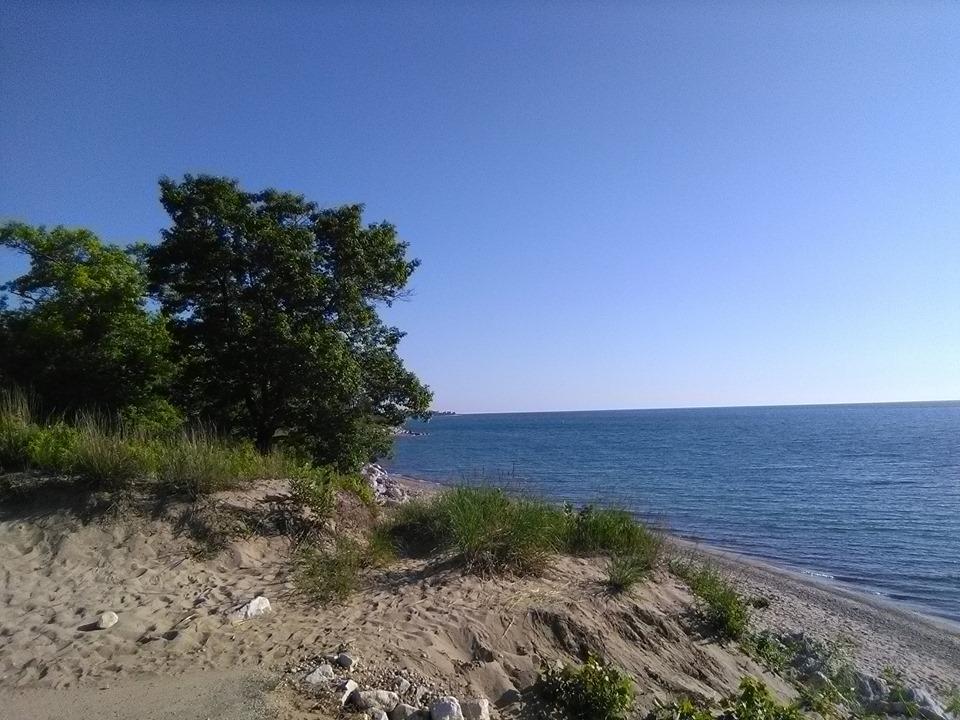 Illinois Beach State Park Beach