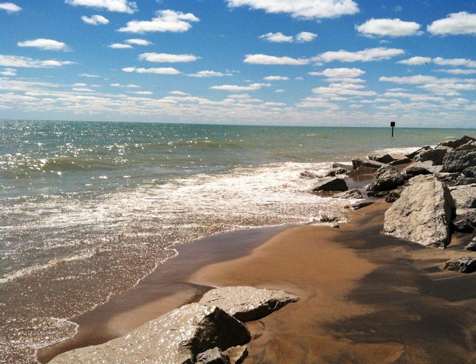 Illinois Beach State Park Rocks