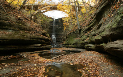 RV Camping Guide to Matthiessen State Park